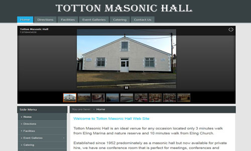 Totton Masonic Hall